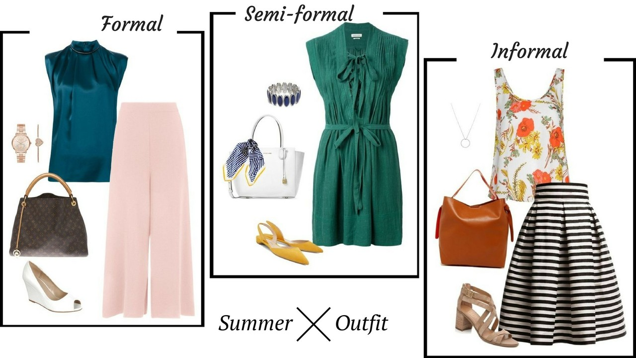 Vestir para impressionar #10 | Trabalhar no verão