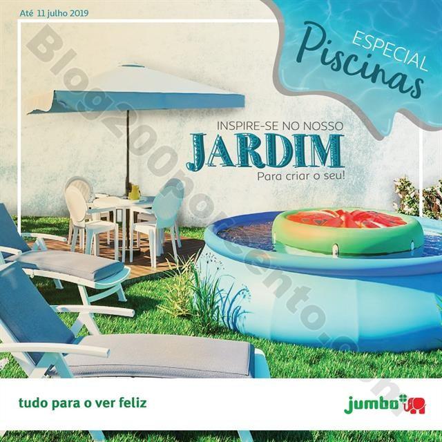 Antevisão Folheto JUMBO Especial Piscinas Promoç