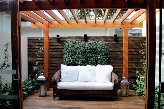Dicas de decoração para exteriores - Moda & Style