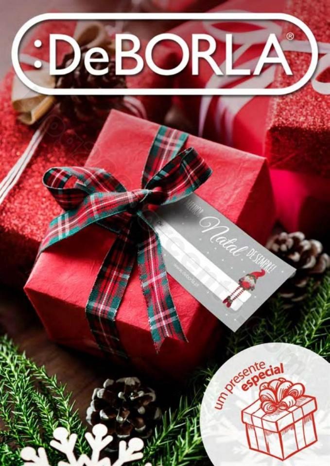 Antevisão Folheto DEBORLA Presentes Natal - 29 no