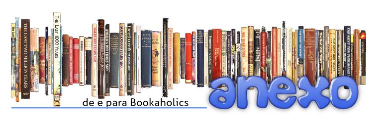 Anexo | Livros no Verão