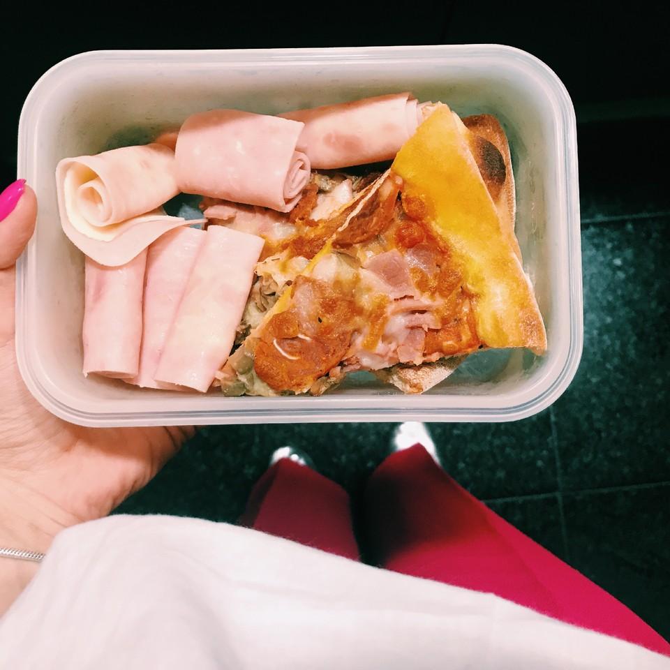 MARMITAR | almoço de segunda-feira