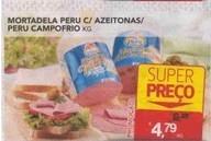 Acumulação Super Preço + 50% Cupão | CONTINENTE | Mortadela de Peru Campofrio, de 19 novembro a 25 novembro
