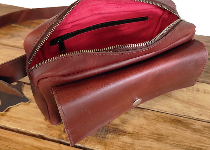 bolsa de cintura varios bolsos