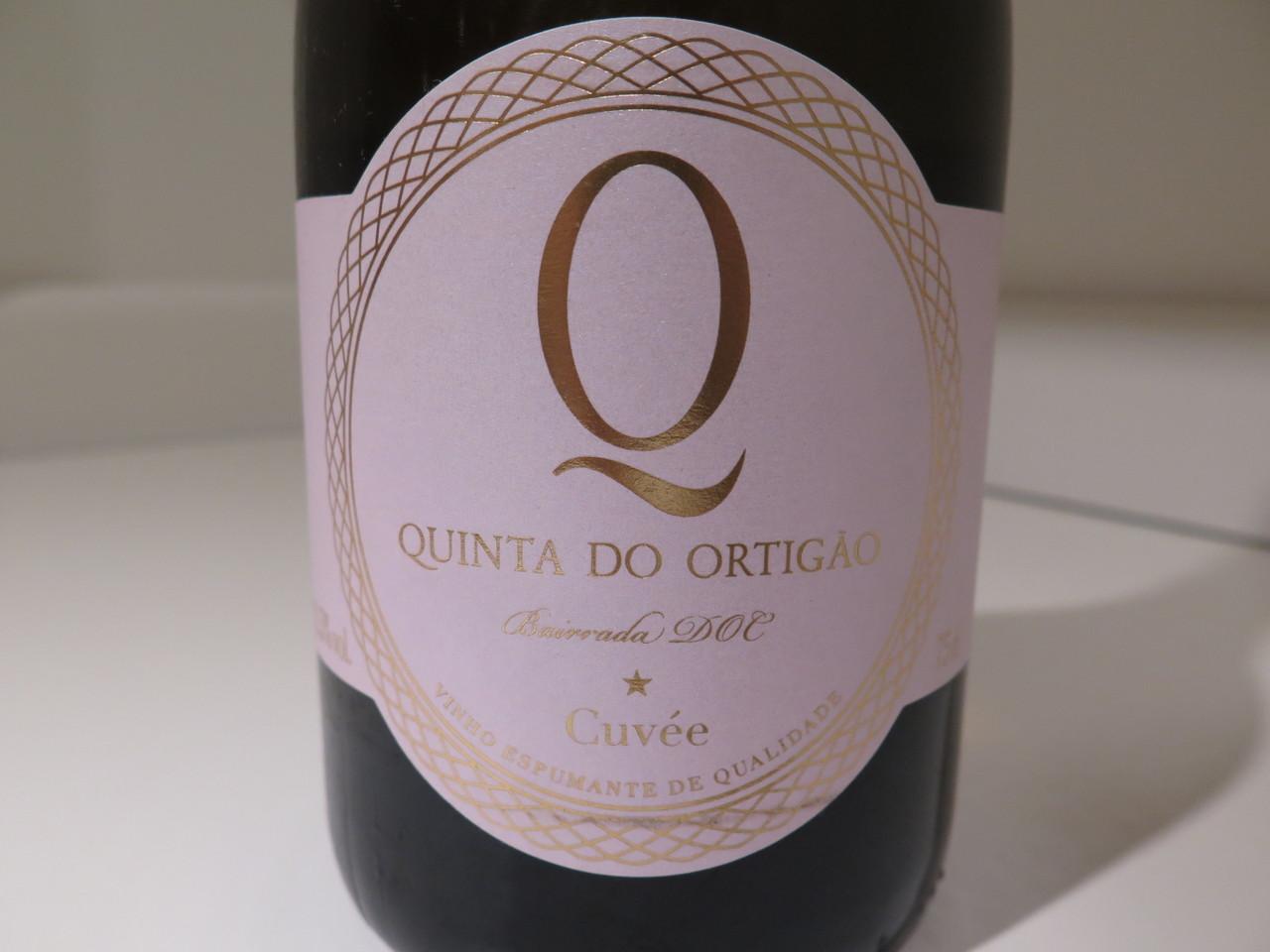 Quinta do Ortigão Espumante Cuvée Bruto 2012