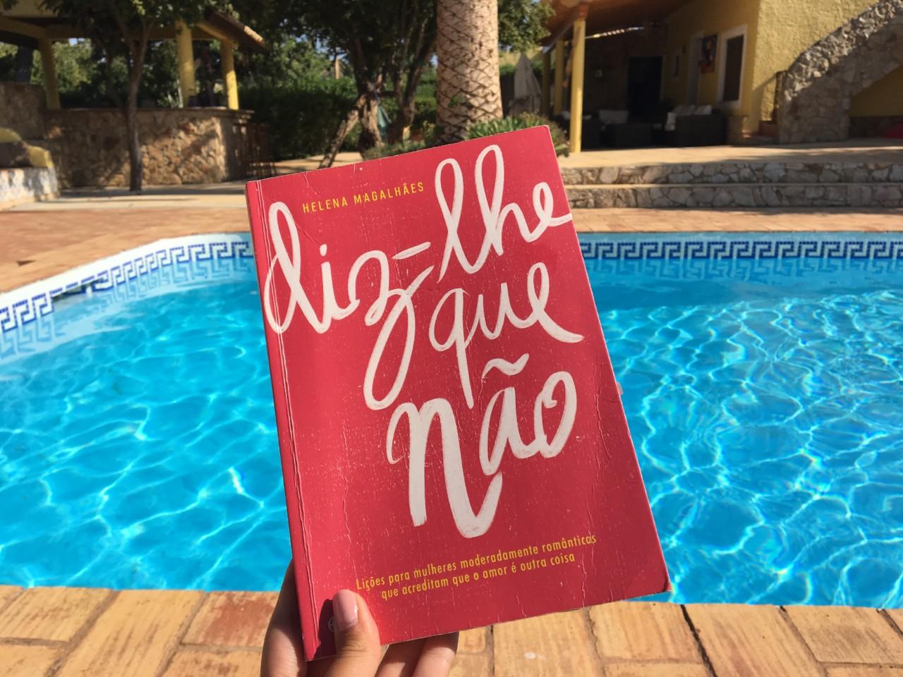 Diz-lhe que não, Helena Magalhães - SAY HELLO TO MY BOOKS