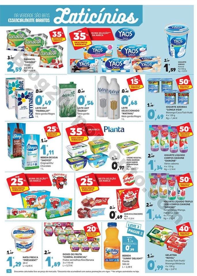 Antevisão Folheto E-LECLERC Promoções de 4 a 10
