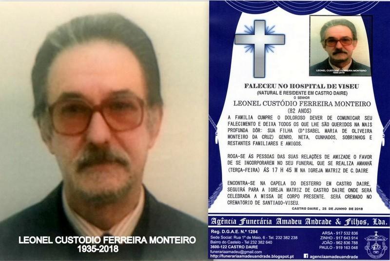 FOTO  RIP DE LEONEL CUSTODIO FERREIRA MONTEIRO-82