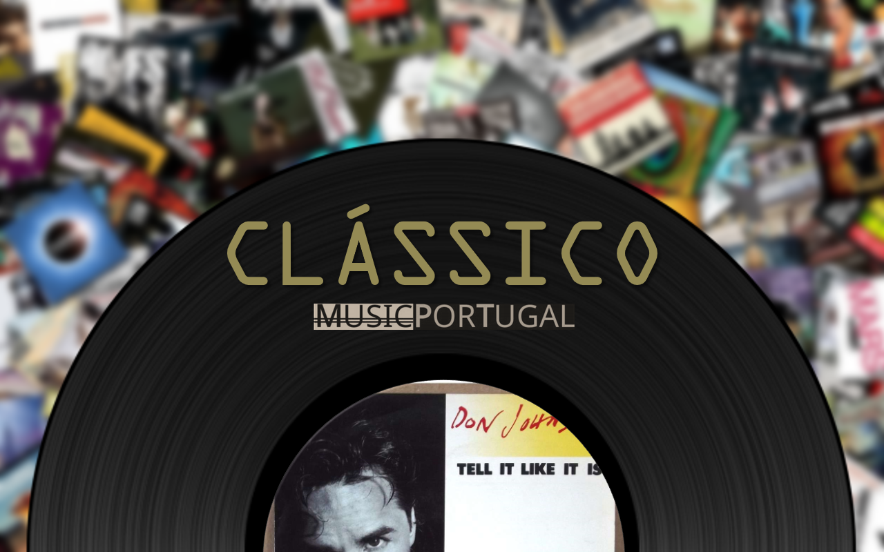 CLÁSSICO MUSICPT I Don Johnson - Tell It Like It