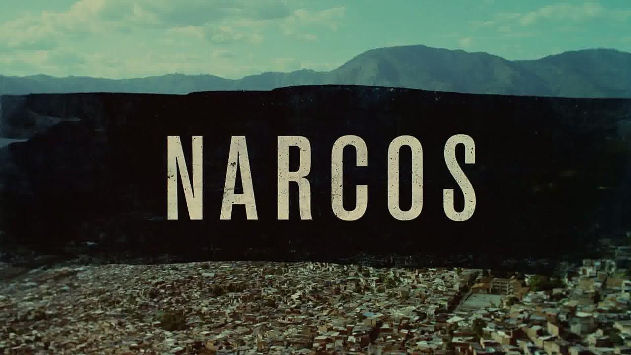 Abertura da série Narcos (Netflix)