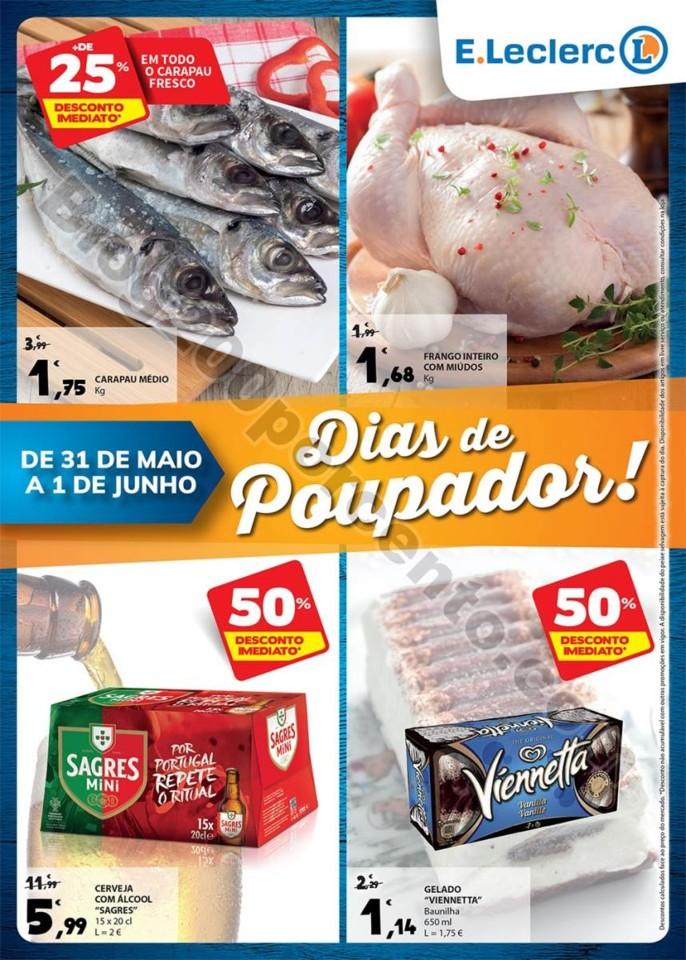 Antevisão Folheto Extra E-LECLERC Promoções de
