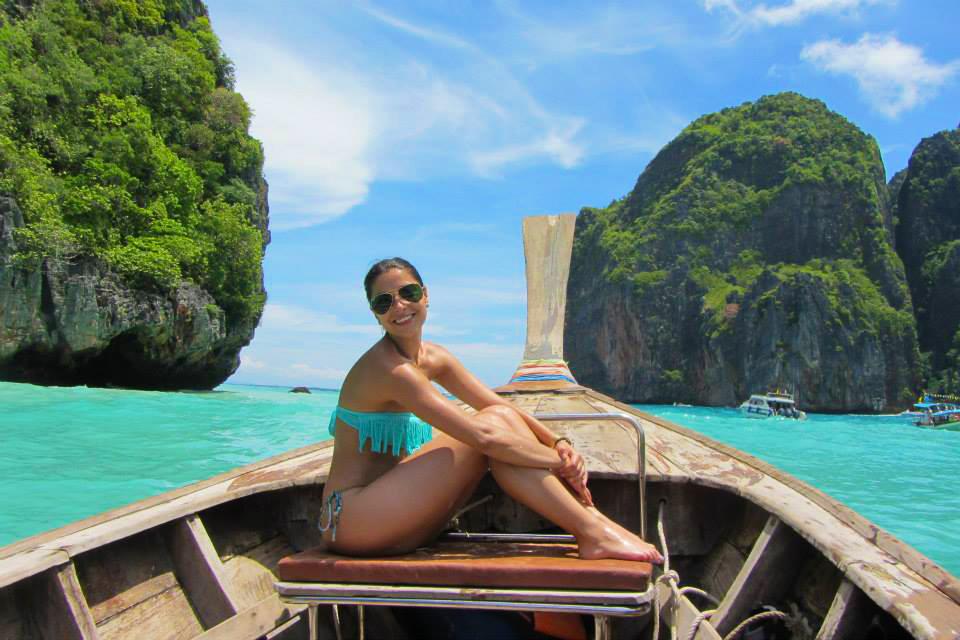 Maya Bay, Ilhas Phi Phi