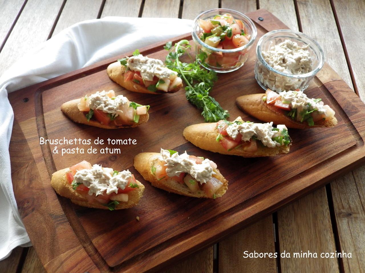 IMGP6322-Bruchettas com tomate & pasta de atum-Blo