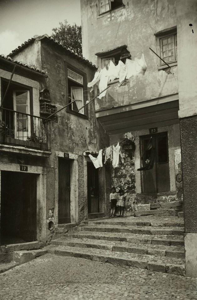 Largo da Achada, sd, foto do Espólio de Eduardo P