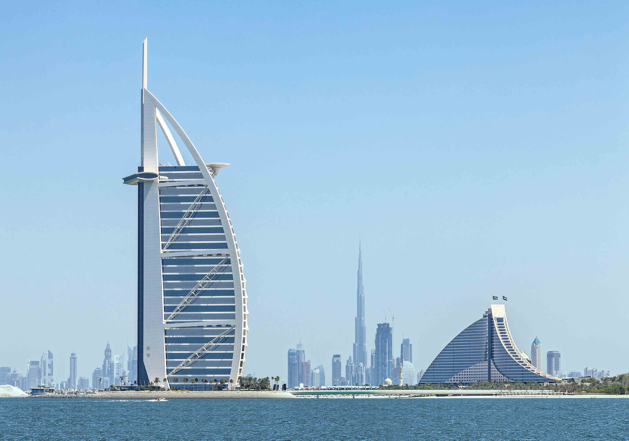 Dubai is one of four stops in the United Arab Emir