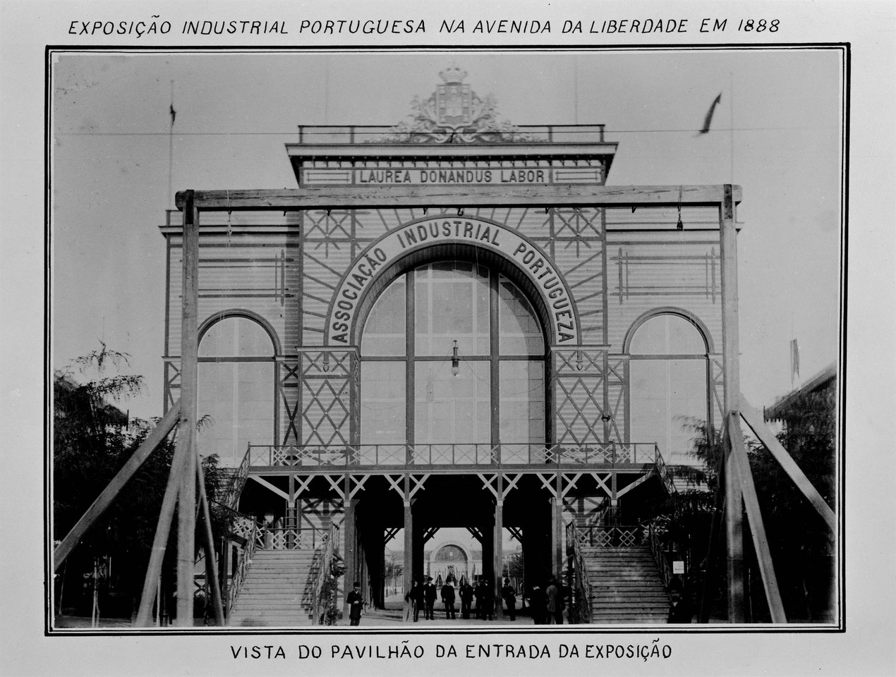 Pavilhão da Exposição Pecuária, Industrial e A