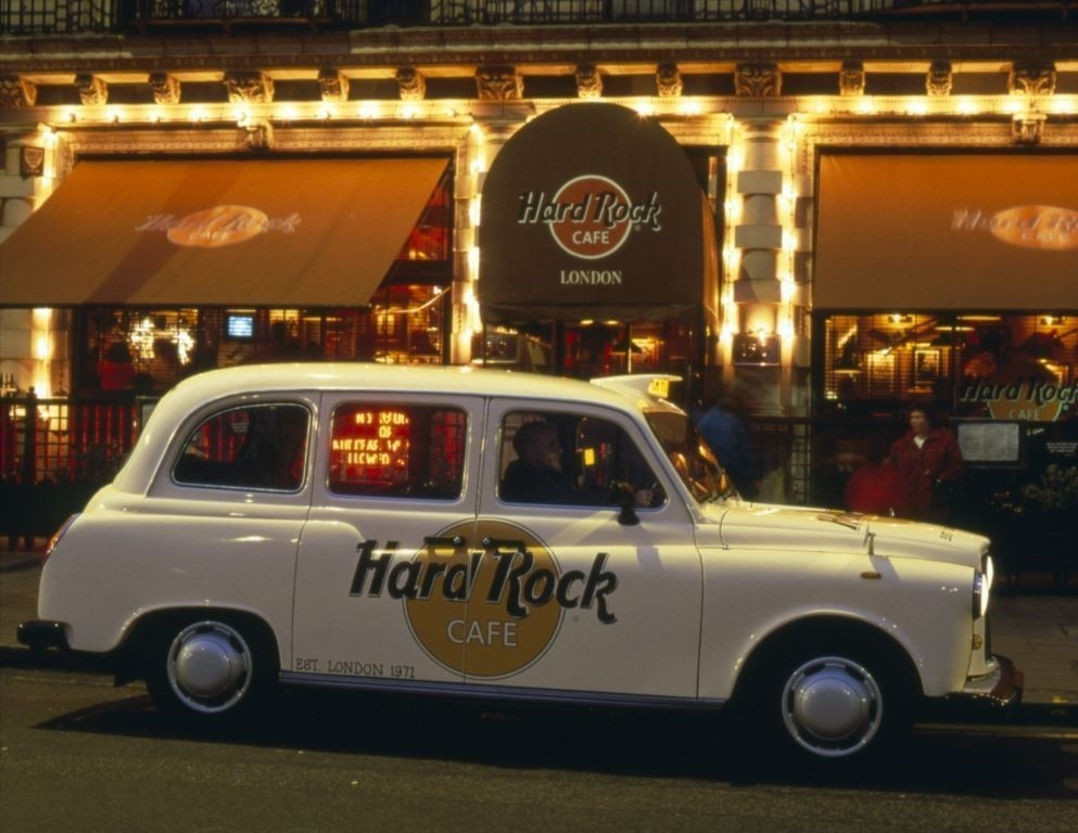 Hard Rock Cafe London - Taxi Shot.jpg