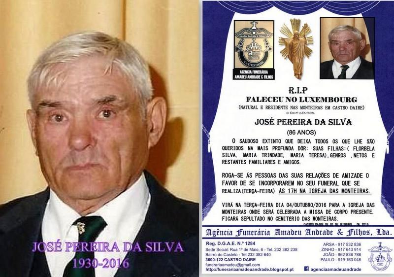 FOTO DE JOSÉ PEREIRA DA SILVA-86 ANOS (MONTEIRAS)
