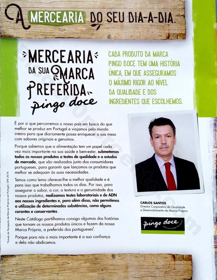 antevisão folheto Pingo Doce especial Mercaria até 30 abr
