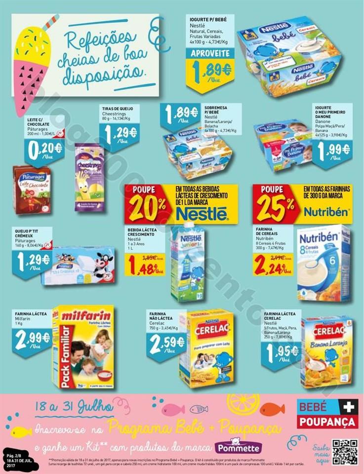 Antevisão Folheto Extra INTERMARCHÉ Bebé promo