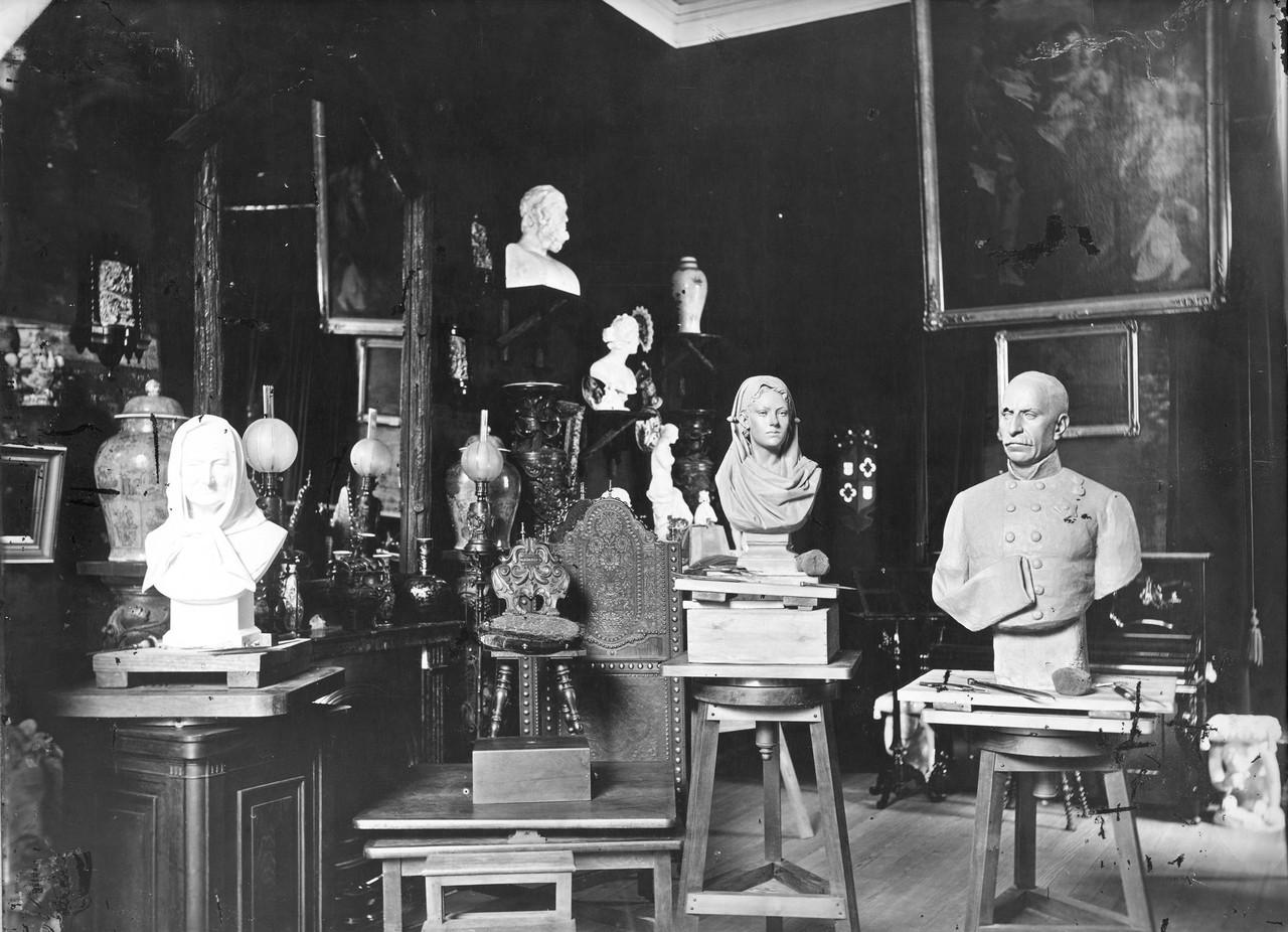 Atelier da 3ª Duquesa de Palmela, Maria Luísa de