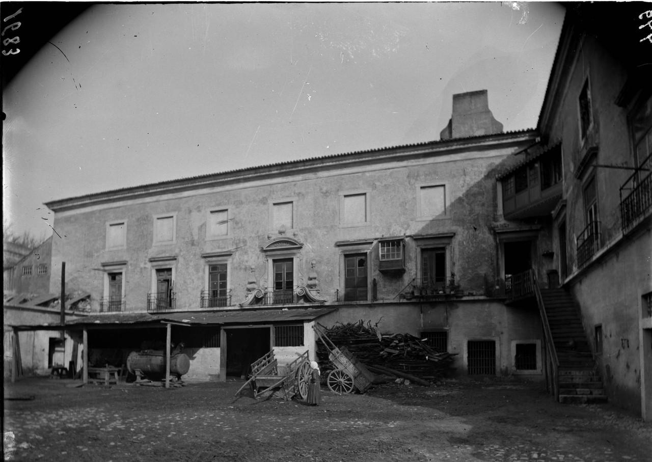 Palácio da Cova, 1901, foto de Machado & Souxa.jp