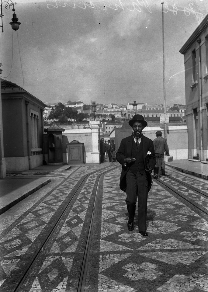 Posto Marítimo de Desinfecção, 1911, foto de Jo