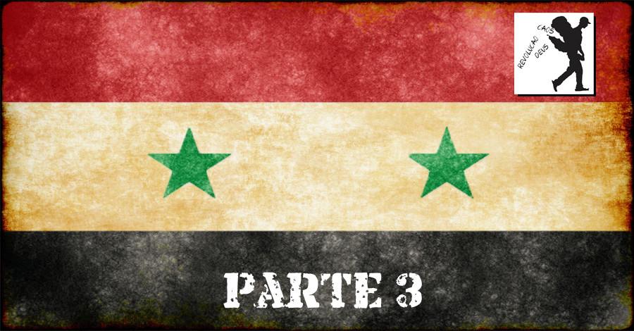 Síria, acreditar em quem (parte 3)