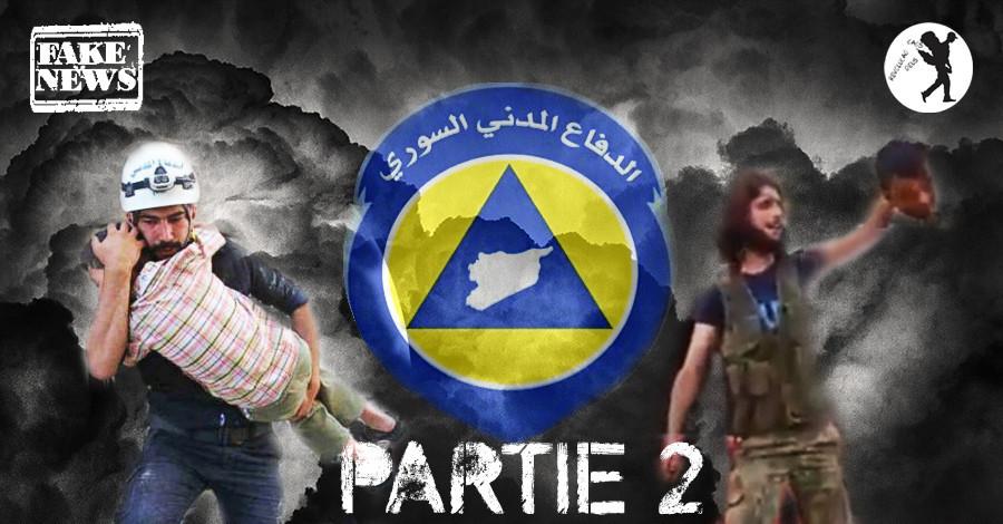 White Helmets, Humanistes ou Terroristes - Partie 2