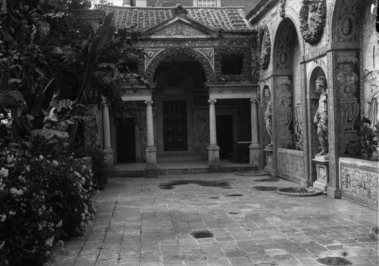 Palácio dos Marquêses de Fronteira, pormenor do