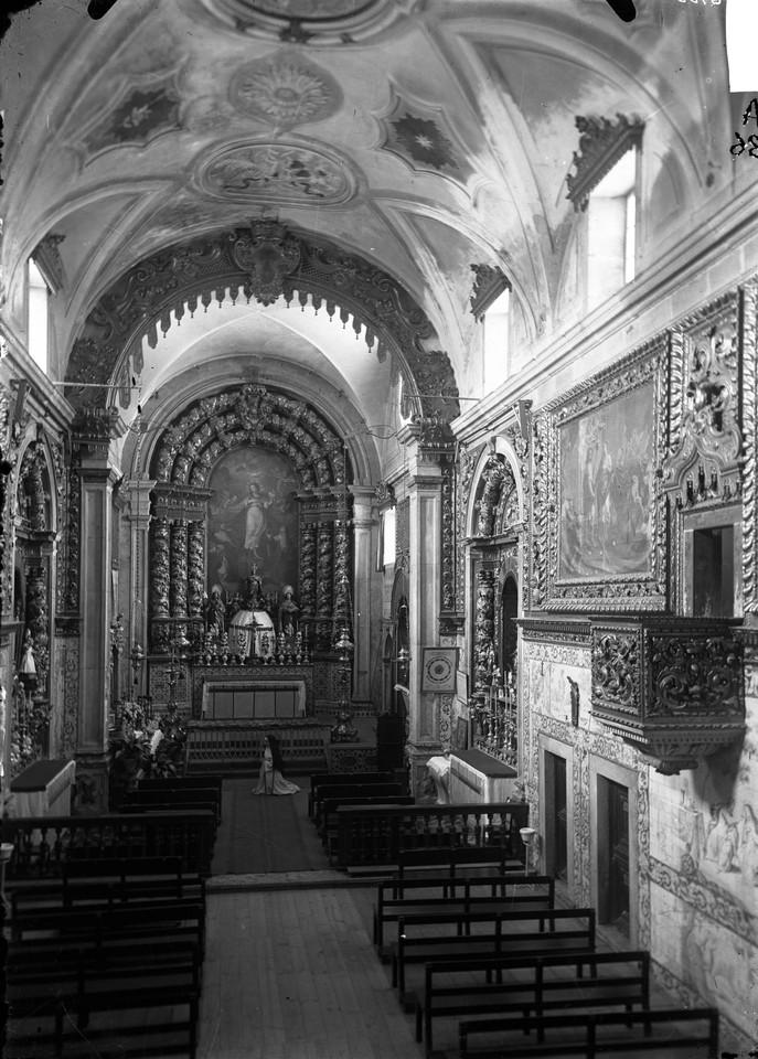 Capela do convento de Nossa Senhora da Conceição