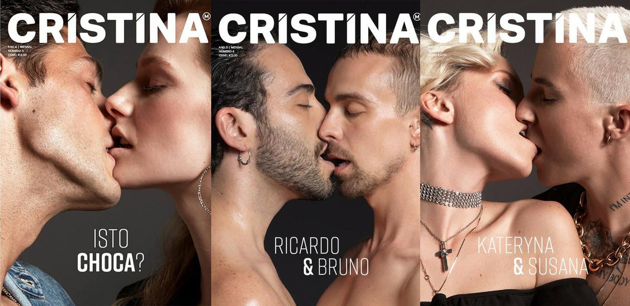 Capa revista Cristina - julho 17