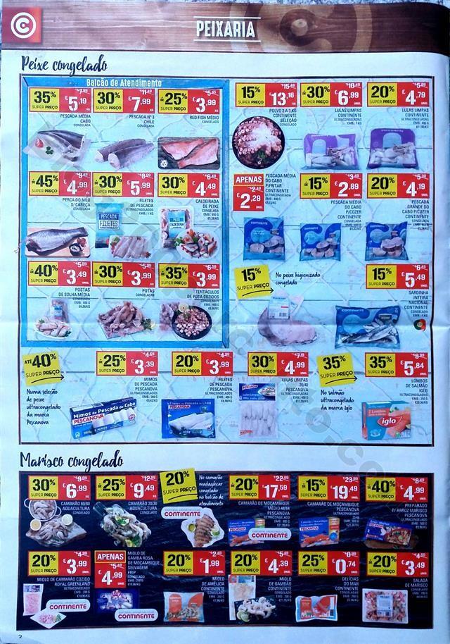 Folheto Promoções Continente Antevisão 11a17 jun