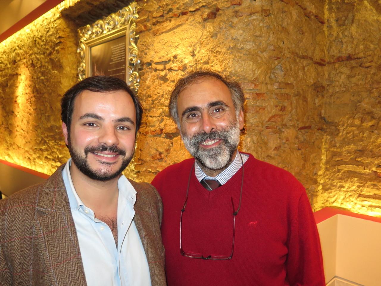 João Jorge e Pedro Verdelho