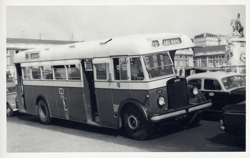 Leyland Tiger, Terreiro do Paço (Portimagem, s.d.)