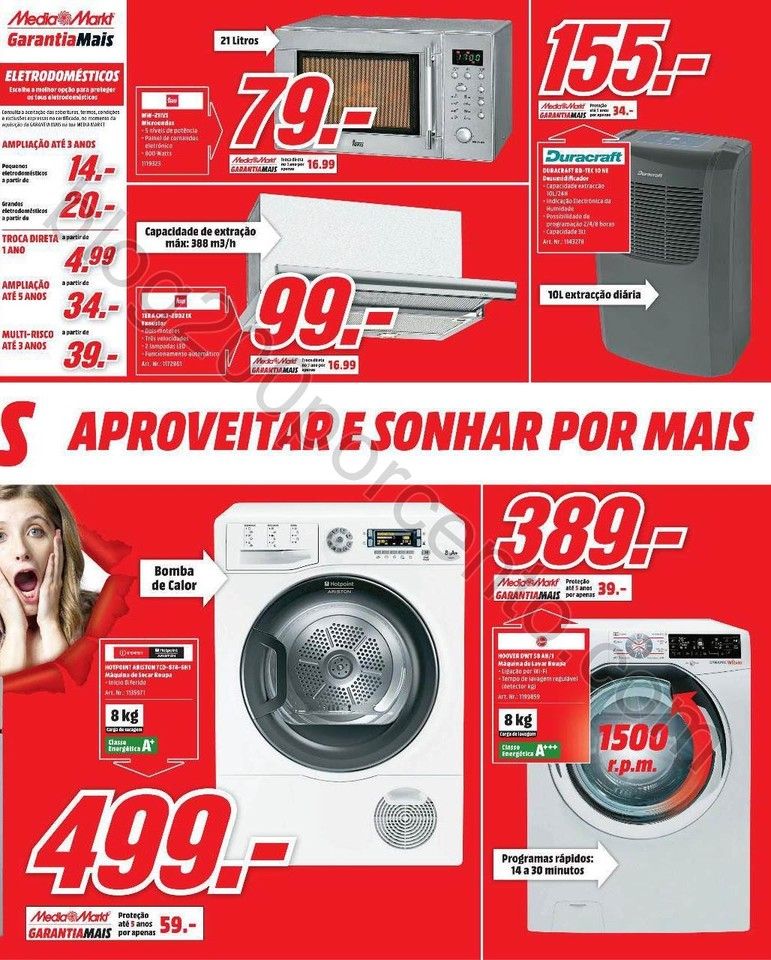 Antevisão Folheto MEDIA MARKT Aveiro - Promoçõe