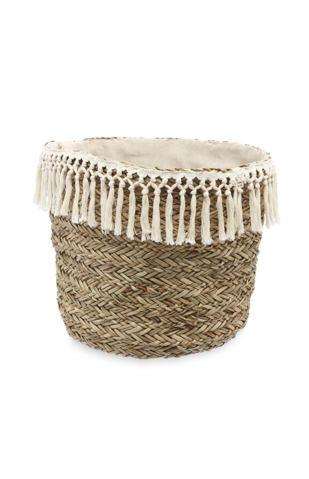 Kimball-5100101-Xl Basket W Tassels, ROI B, FRIT C