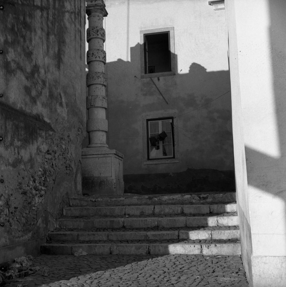 Padrão do Chão Salgado, anos 50, foto de Fernand
