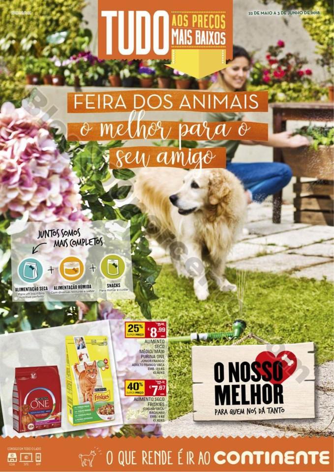 Bom dia feira animais promoções de 22 maio a 3 j