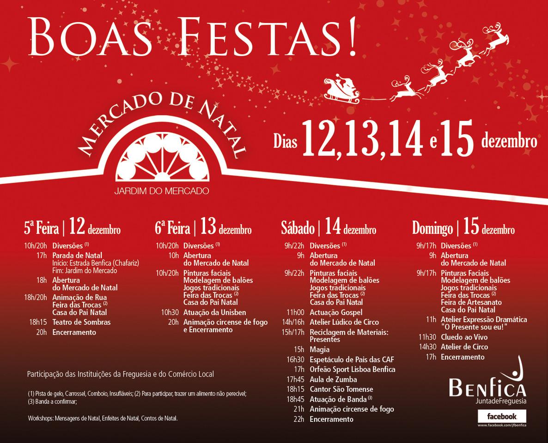 Mercado de Natal de Benfica