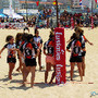 Figueira da Foz Beach Rugby 2013 - Equipa Feminina de Espanha / Women's team from Spain