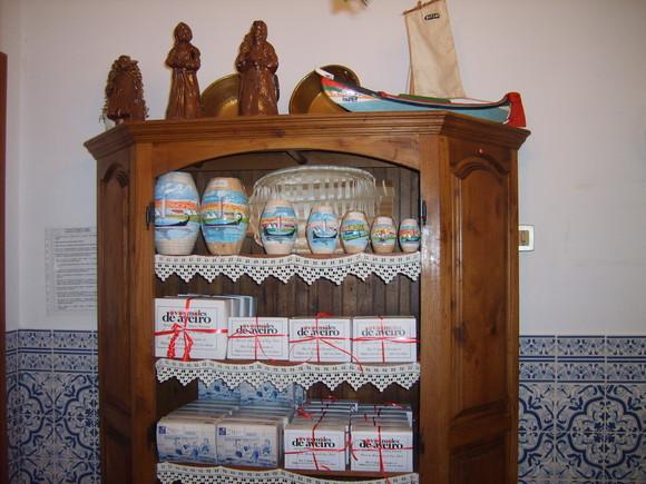 Ovos Moles, Doces de Aveiro