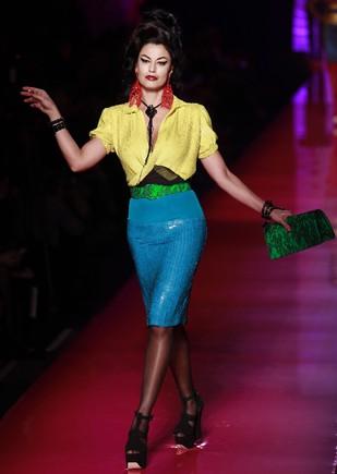 Verão 2012: Jean-Paul Gaultier