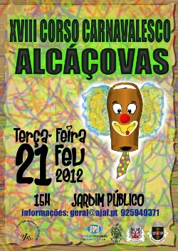 cartazCORSOCARNAVALESCO20122