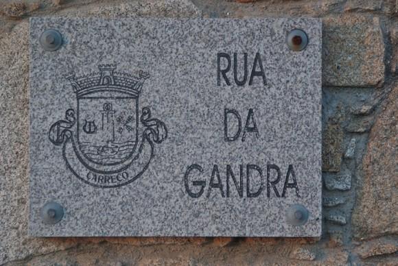 Carr rua Gandra