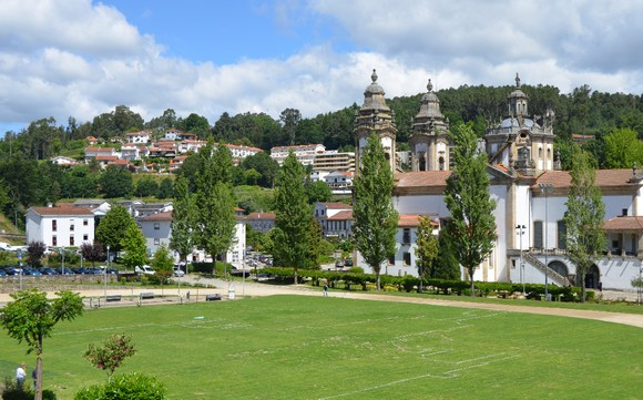 Parque do Mosteiro preparado para receber 3 mil cr