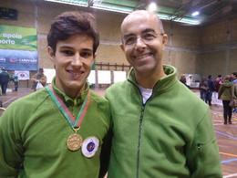 João Vicente - Campeão Nacional