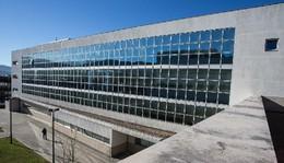 O Dept. Informática da UMinho, no campus de Gualt