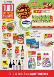 CONTINENTE Açores promoções