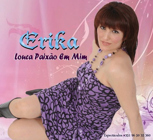 Cantora Erika , info:+351 965032360